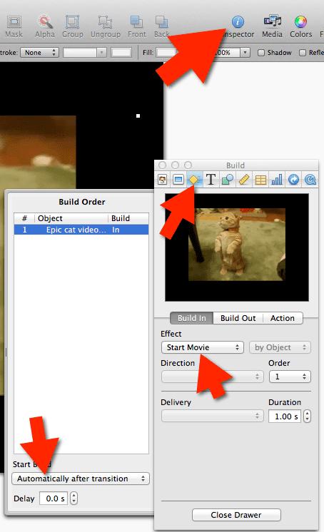 Adding a Video to Keynote in 3 Easy Steps - Teacher Tech