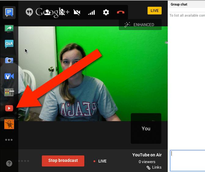 Google Hangout on Air: Watching YouTube Videos - Teacher Tech