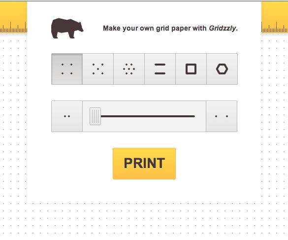 Print Graph Paper