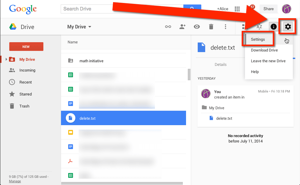 how to upload multiple photos to google drive