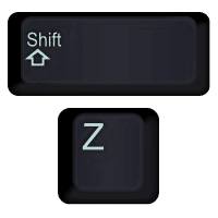 Shift Z