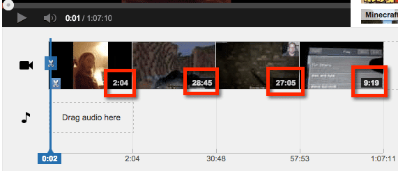 Google Video Editor Trim Videos