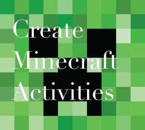 Minecraft Creeper Invitation Blank