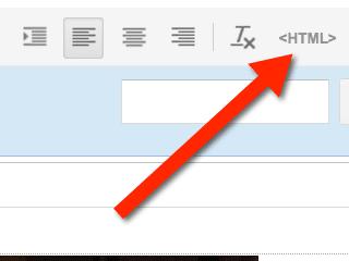 Google Sites HTML