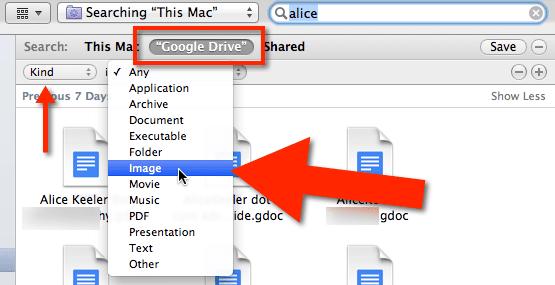 mac choose kind