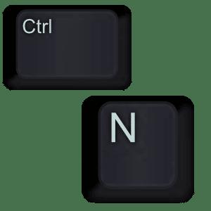 COntrol N
