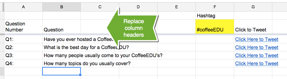 replace column headers
