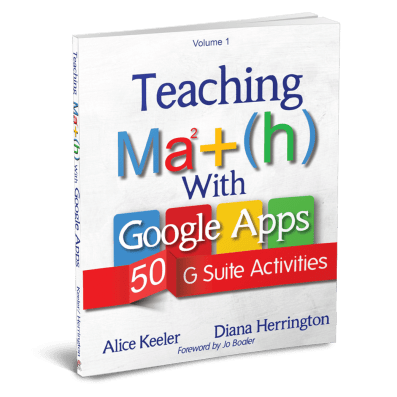 teaching math with google apps