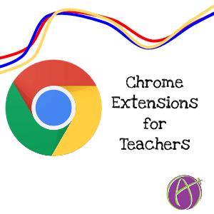 Chrome extensions for teachers