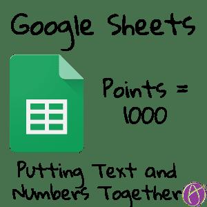 google sheets concatenate