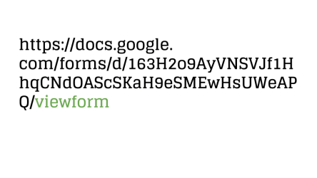 Google Form look at the end of the URL that it says viewform