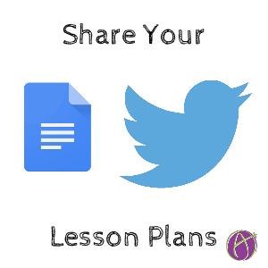 share lesson plans