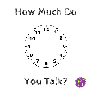 time you talk