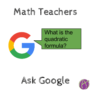 Math ask google