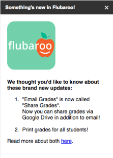 Flubaroo share to drive