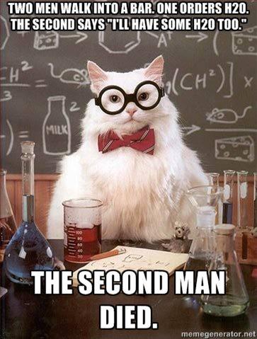 Chemistry Cat memetoaudio