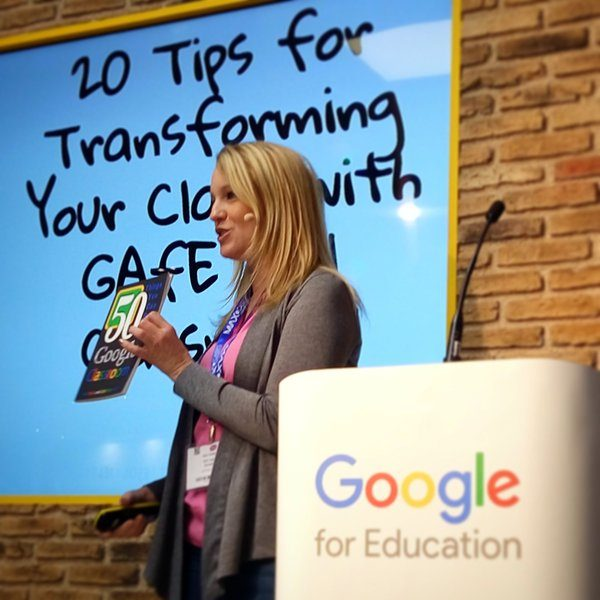 20 Tips to Transform Your Class with Google Apps - Teacher Tech