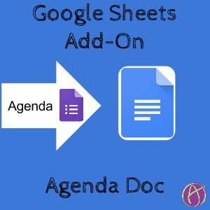 Agenda Doc