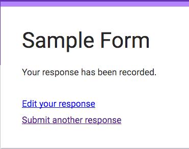 Creating Google Forms Teacher Tech