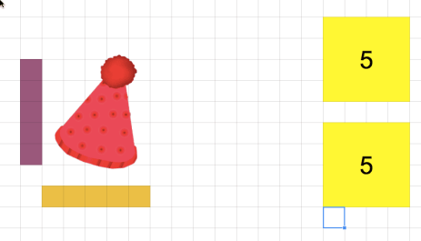 measure the hat in google sheets