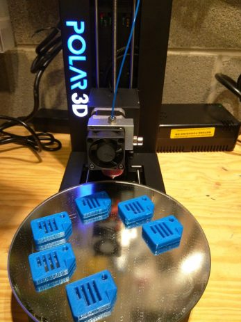 Polar 3d from mkrclub 3d printer math