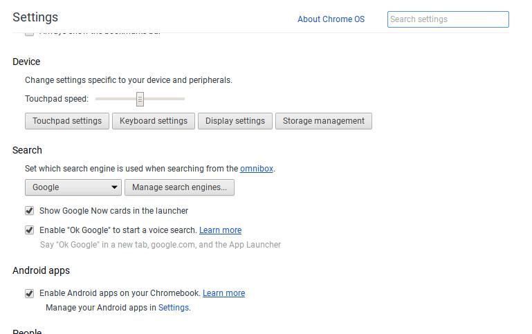 Enable Chrome Apps - Teacher Tech