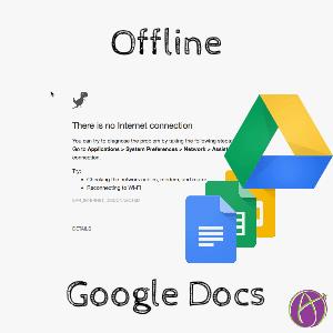 offline settings Google Drive