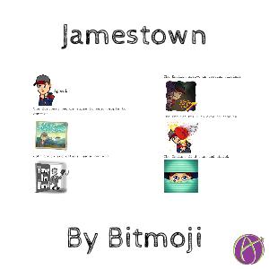 Jamestown Bitmoji Project with @MatthewFarber