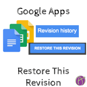 Restore this revision
