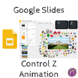 Control Z Animation