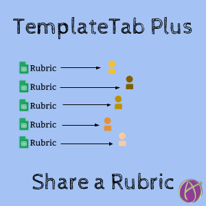 TemplateTab Plus by Alice Keeler