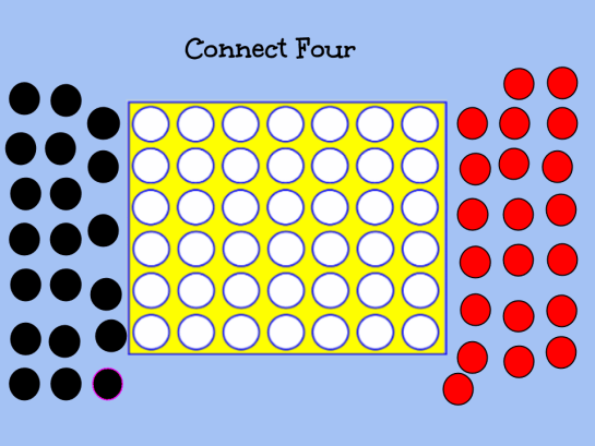 - Connect 4 by Matt Gomez