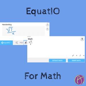 equatio for math