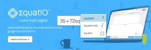 EquatIO by Texthelp