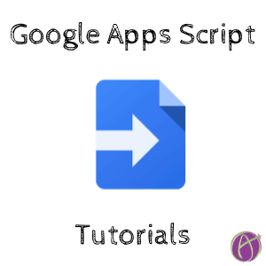 Google Apps Script Tutorials