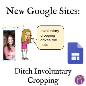 Involuntary cropping