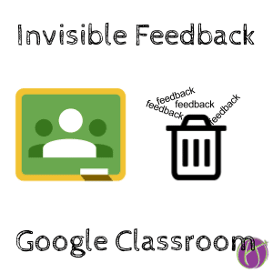 invisible feedback waste your time
