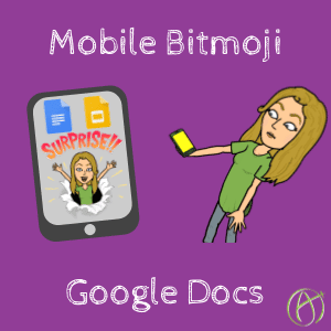 bitmoji google docs