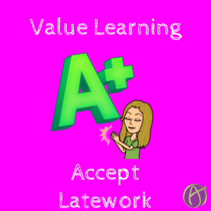 accept latework