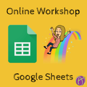 online workshop google sheets