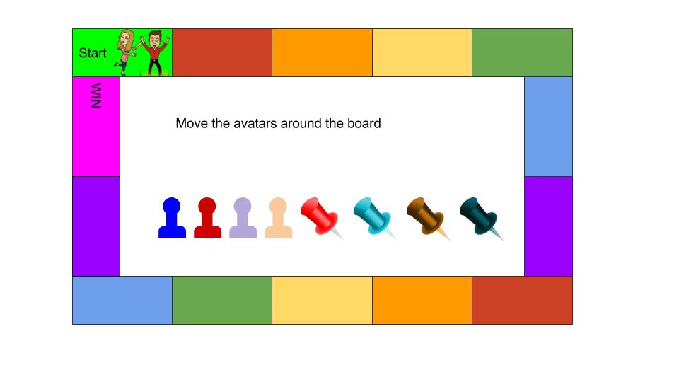 Google Slides: Game Board Template - Teacher Tech