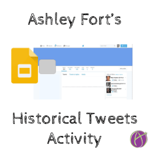 Ashley Fort Historical Tweets Activity