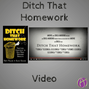 ditch that homework video