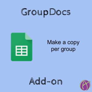 group docs maker
