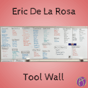 Tool Wall - By @EricDe_La_Rosa - Teacher Tech