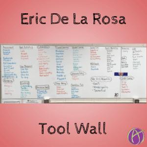 eric de la rosa tool wall