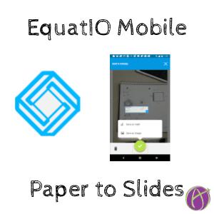 EquatIO Mobile