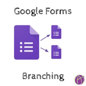 branching google forms