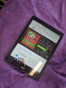 Chromebook tablet Chrometab