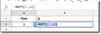 repeat with cell referencing